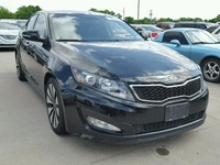 Kia Optima SX